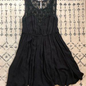 [Free People] Little Black Dress